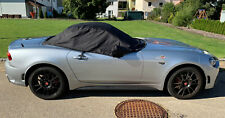 Car Cover / Abdeckung  für Fiat/ Abarth 124 Spider, mit Spiegeltaschen, ANTI EIS