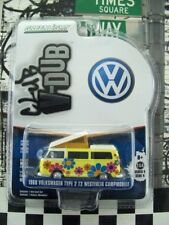 '16 GREENLIGHT 1968 VOLKSWAGEN TYPE 2 T2 WESTFALIA CAMPMOBILE CLUB V-DUB SERIES