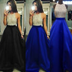 Sexy Women Formal Prom Long Sequin Dress Evening Party Cocktail Long Maxi Dress