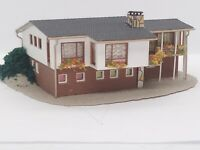 Villa am Hang mit Ausstattung BELEUCHTET Spur N D0578