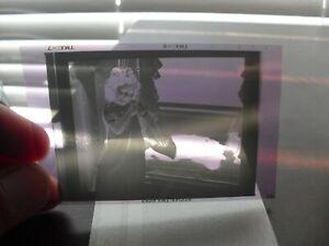 Unique Original Vintage Shirley Temple Photograph Film Negative Kodak TMX 6052