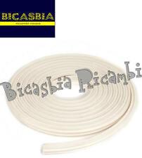 8636 - GOMMA BIANCA STRISCE PEDANA VESPA 150 SPRINT VELOCE GL SUPER