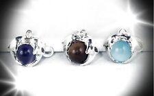 Unisex Modeschmuckstücke aus gemischten Metallen mit Perle
