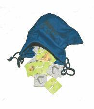 Carcassonne ORIGINAL Drawstring Tile Bag Draw tokens, meeples or tiles 22x30 cm