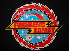 Vintage 1980s ACE FREHLEY CONCERT T SHIRT Frehley's Comet 1987 kiss SOFT M