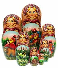 Princess 7 Piece Russian Nesting Doll
