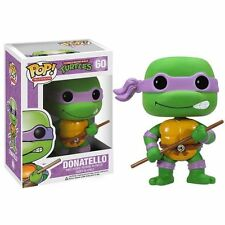 TEENAGE MUTANT NINJA TURTLES DONATELLO VINYL POP FIGUR - FUNKO NEU
