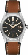Brand New Tag Heuer Carrera Black Dial Women's Watch WBG1311.FT6116