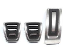 VW GTI Audi S-Line Seat R Skoda RS Sportpedale Pedalabdeckung Schaltwagen RHD