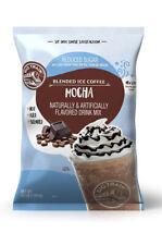 2x Big Train Reduced Sugar Mocha Mix (2x 3.5lb bags = 7lbs total!)