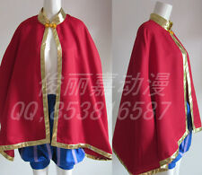 APH Axis powers Hetalia Austria Cape And Shorts Cosplay Costume J001