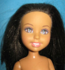 """WEE 3 FRIENDS DOLL-JANET- 10""""-NUDE FOR ONE OF A KIND"""