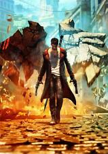 Dmc Devil May Cry 4 A3 Promo Poster G164