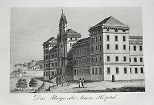 Genova Italia Italia Tivoli poveri Hospital età chiave RAME 1835