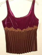 NWT BANDOLINO PARTY PROM EVENING TOP MISSES 10 Beautiful