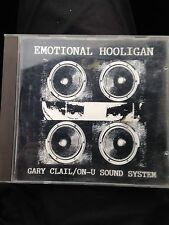 Gary Clail - On-U Sound System - The Emotional Hooligan - CD - 11 Tracks - 1991