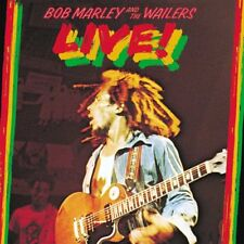 BOB MARLEY & THE WAILERS LIVE 2 CD - NEW RELEASE OCTOBER 2017