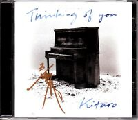 Kitaro original Autogramm signiert auf CD Thinking Of You New Age signed CD