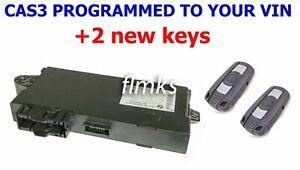 BMW CAS REPLACEMENT PROGRAMMING E90 E92 E60 E93 3 5 E82 MINI REPAIR KEYS