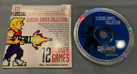 PC Gamer Classic Games Collection Computer CD Disc 5.10 12 Complete Games RARE!
