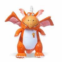 Zog the dragon 9inch Plush Soft Toy, Orange