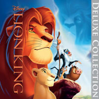 Various Artists : The Lion King Collection CD Deluxe  Album 2 discs (2011)