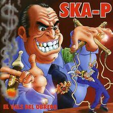 Ska-P - El Vals Del Obrero [New CD]
