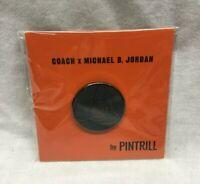 NARUTO PINTRILL Coach X Michael B. Jordan NYCC NY COMIC CON EXCLUSIVE PIN NEW