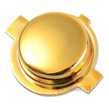 Customized Logo Home Buttons Mod Kits for PS4 Controller Chrome Gold