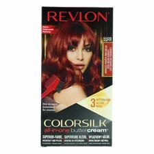 Revlon Colorsilk Buttercream Vivid Color Intense Red 55RR Hair Color Women
