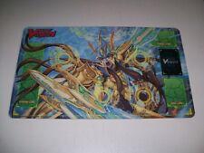 Cardfight Vanguard Playmat Wolf Fang Liberator Garmore