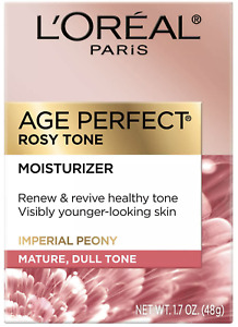 Loreal Age Perfect Rosy Tone Moisturizer Exp 06/21