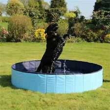 Large  Foldable Dog  Pool Cool Down Large Dog Garden Pool