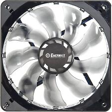 Enermax UCTB14B T.B.Silence Cooling Fan - 1 x 139 mm - 750 rpm - Twister Bearing