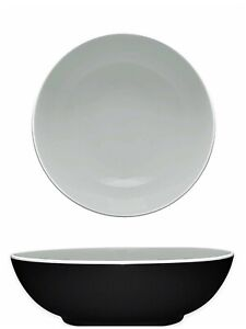$60 BRAND NEW Noritake ColorTrio Stax Vegetable Bowl 9.5inch in Graphite