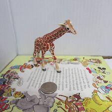 Schleich Baby Giraffe calf 14321 retired