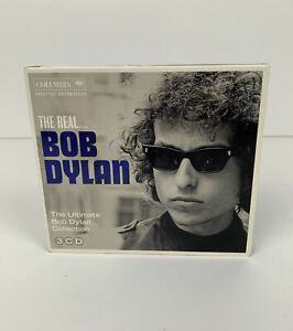 CD TRIPLE ALBUM - BOB DYLAN - THE ULTIMATE COLLECTION