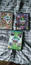 THE SIMS 3 GAME AND 2 EXPANSION PACKS PC READ DESCRIPTION