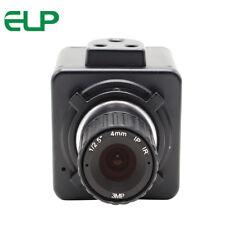 1080P HD Hidden CCTV Secret Box Camera CMOS AR0330 H.264 4mm Manual Focus Lens