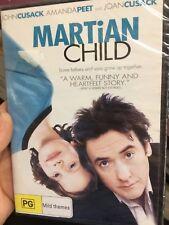 Martian Child new/sealed region 4 DVD (2007 John Cusack family drama movie)