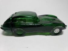 Collectible Avon Jaguar Decanter Full Deep Woods Aftershave 5 Fl. Oz. Vintage