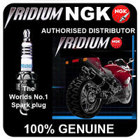 NGK Iridium IX Spark Plug fits PULSE Adrenaline 125 XF125GY-2B 125cc All [CR8EIX