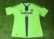 CHELSEA LONDON ENGLAND 2010/2011 FOOTBALL SHIRT JERSEY THIRD ADIDAS ORIGINAL