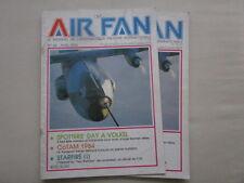 AIR FAN N°66 JU-52 MCDONNELL F2H BANSHEE LOCKHEED SKYFOX STARFIRE COTAM VOLKEL