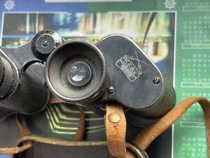 Rare Russian imperial Army Binoculars Carl Zeiss St. Petersburg 1912 ww Fernglas
