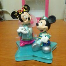 TDL Limited DisneyLand Mickey Minnie Doll Figure figurine The Festival of Stars