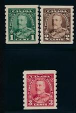 Canada 228-230 Mint VF NH