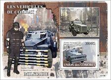 HUMBER Flying PIG Mk.1 & Mk.2 FV1611 Armoured Personnel Car Vehicle Stamp Sheet