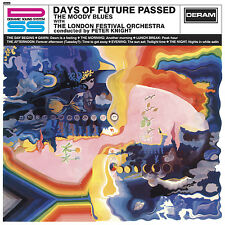 Moody Blues 2 CD and 1 DVD Set Days of Future Passed 2017 Edition