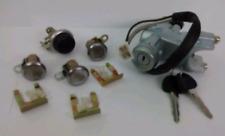 Juego bombín clausor volante Suzuki Samurai sj410 sj413 kit cerraduras.